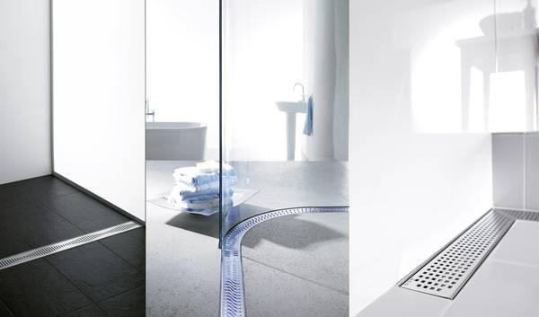 duschrinne einbauen anleitung cool individual duschrinne frei im boden with duschrinne einbauen. Black Bedroom Furniture Sets. Home Design Ideas