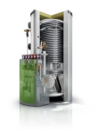 Warmwasserspeicher: Vorteile der Vakuum-Wärmedämmung - Haustec