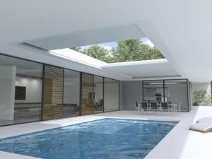 skye eclipse gro e integrierbare terrassen berdachung von. Black Bedroom Furniture Sets. Home Design Ideas